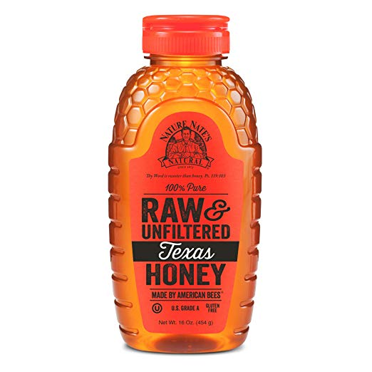 MẬT ONG NATURE NATE'S TEXAS HONEY